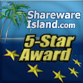 Desta awards from SharewareIsland.com